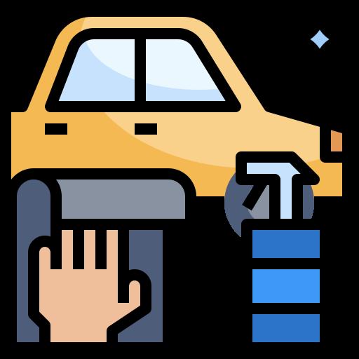 Protocolo de limpieza de vehículos de TaxExpress